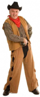 Brown Cowboy Costume